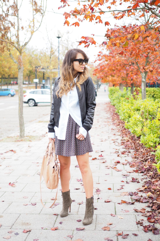 Pura Lopez boots heels winter streetstyle