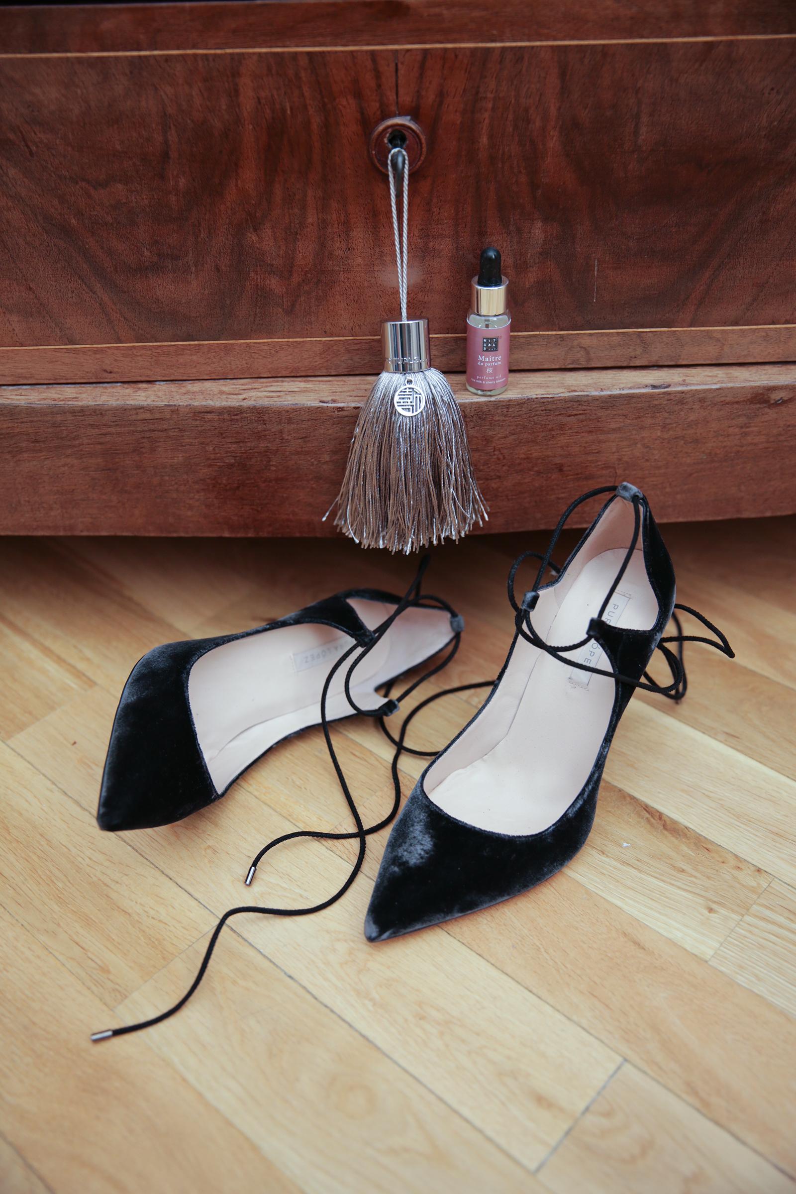 Velvet Shoes Puralopez Ladyaddict