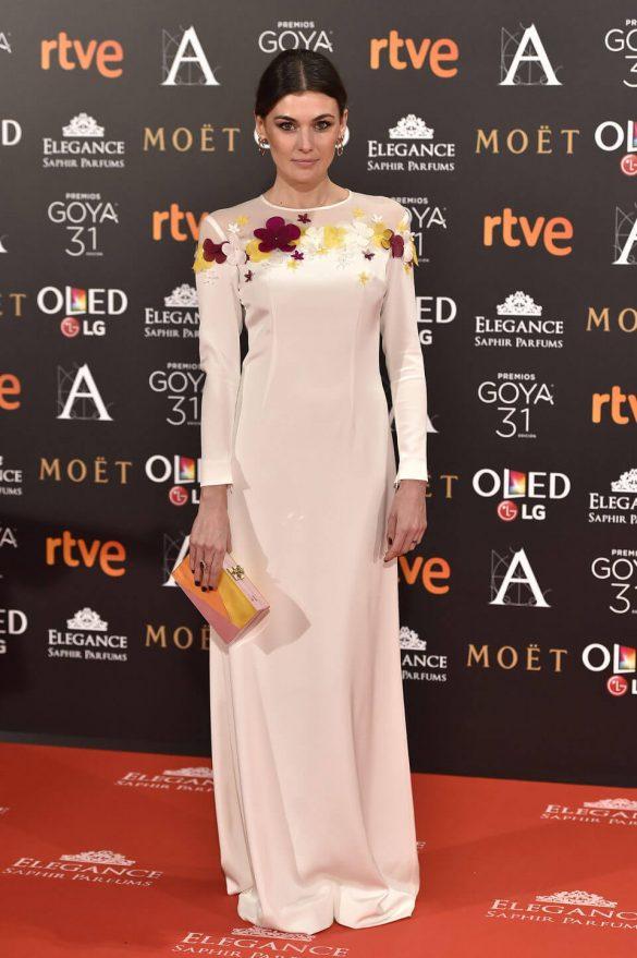 tendencias alfombra roja premios goya 2017