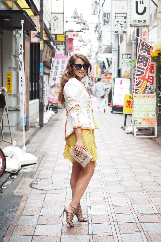 bolso de mano nude streetstyle japan