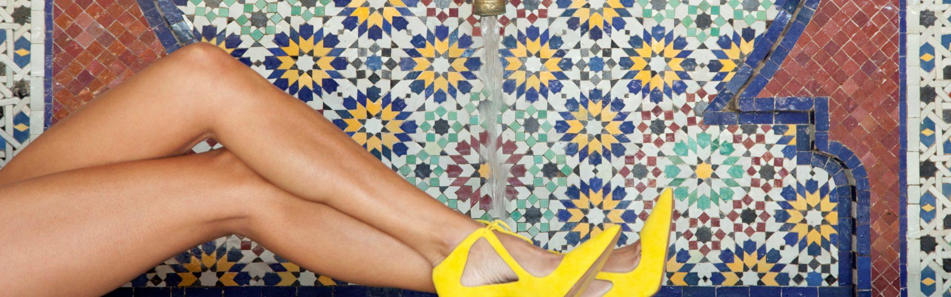 Zapato Merine nueva colección con detalle de cordones en ante