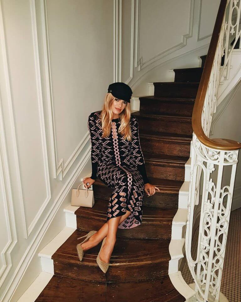 honey dressing con zapatos pura lopez london fashion week