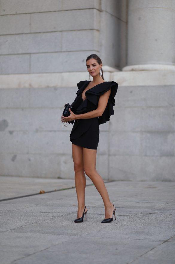 lady addict zapatos de salon negros asimetricos 2