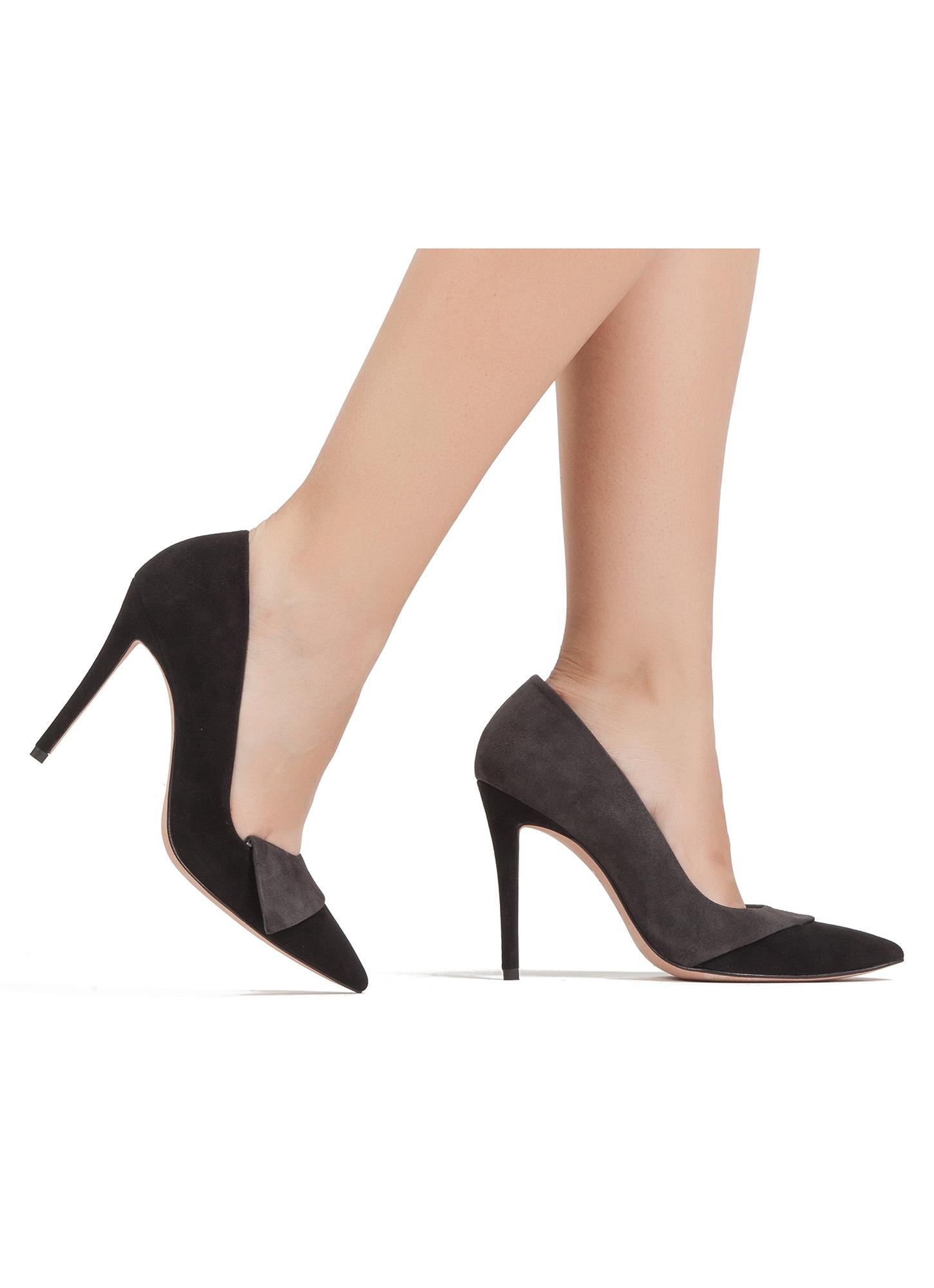 Pura Lopez High heeled boots - antracita W9354pgUe