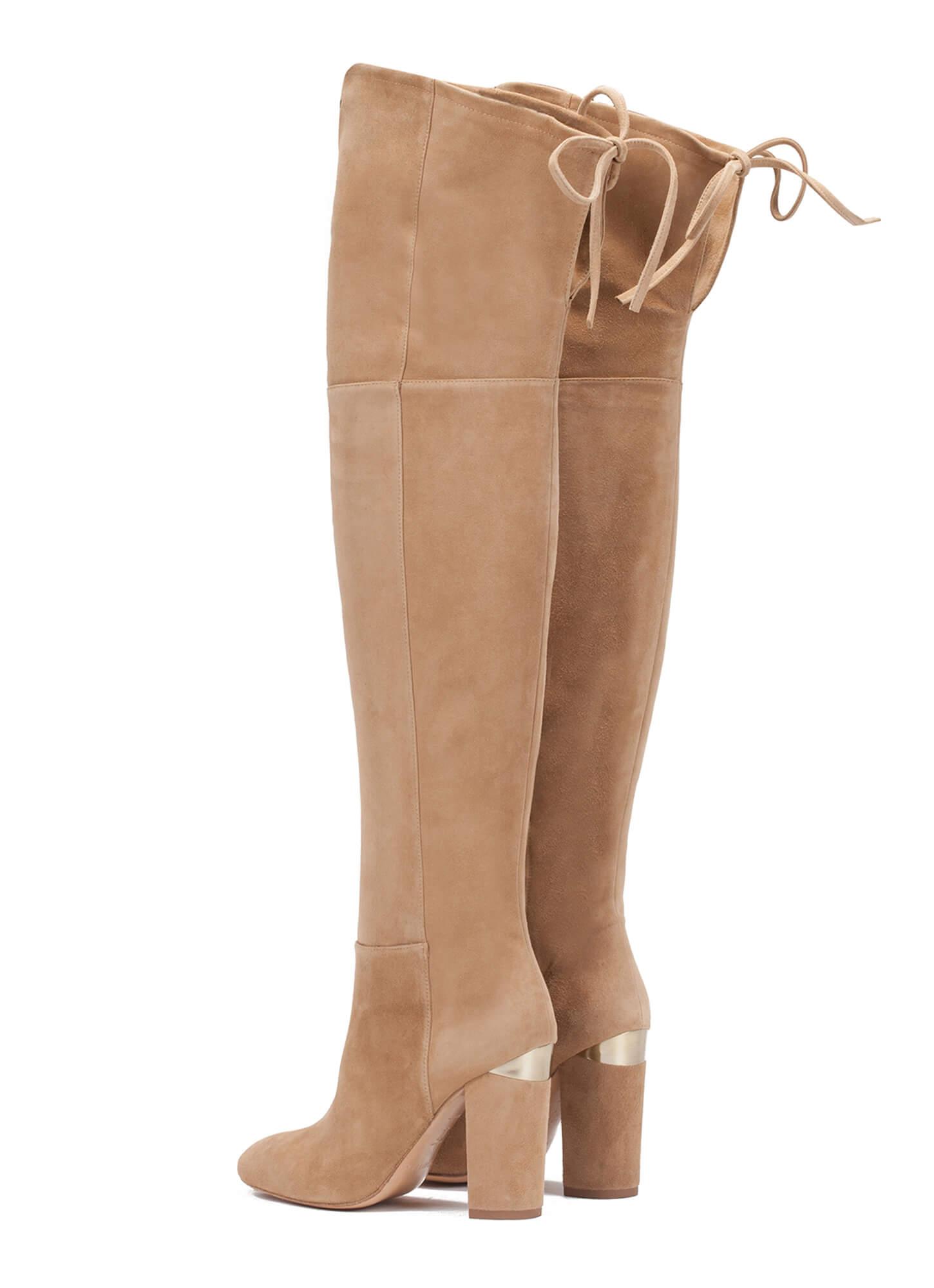 botas camel