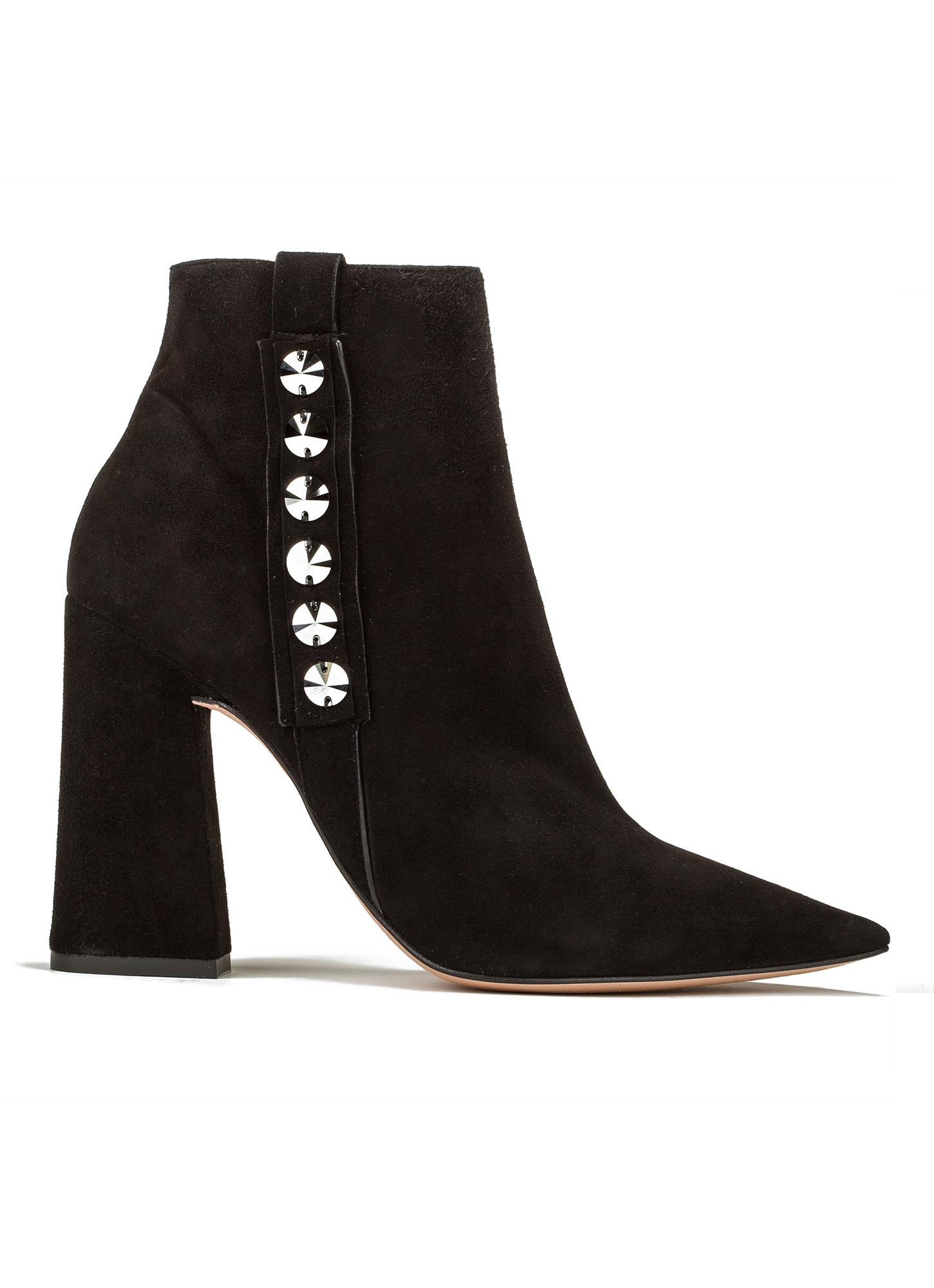 Pura Lopez High heeled ankle boots - black Zkei1zb