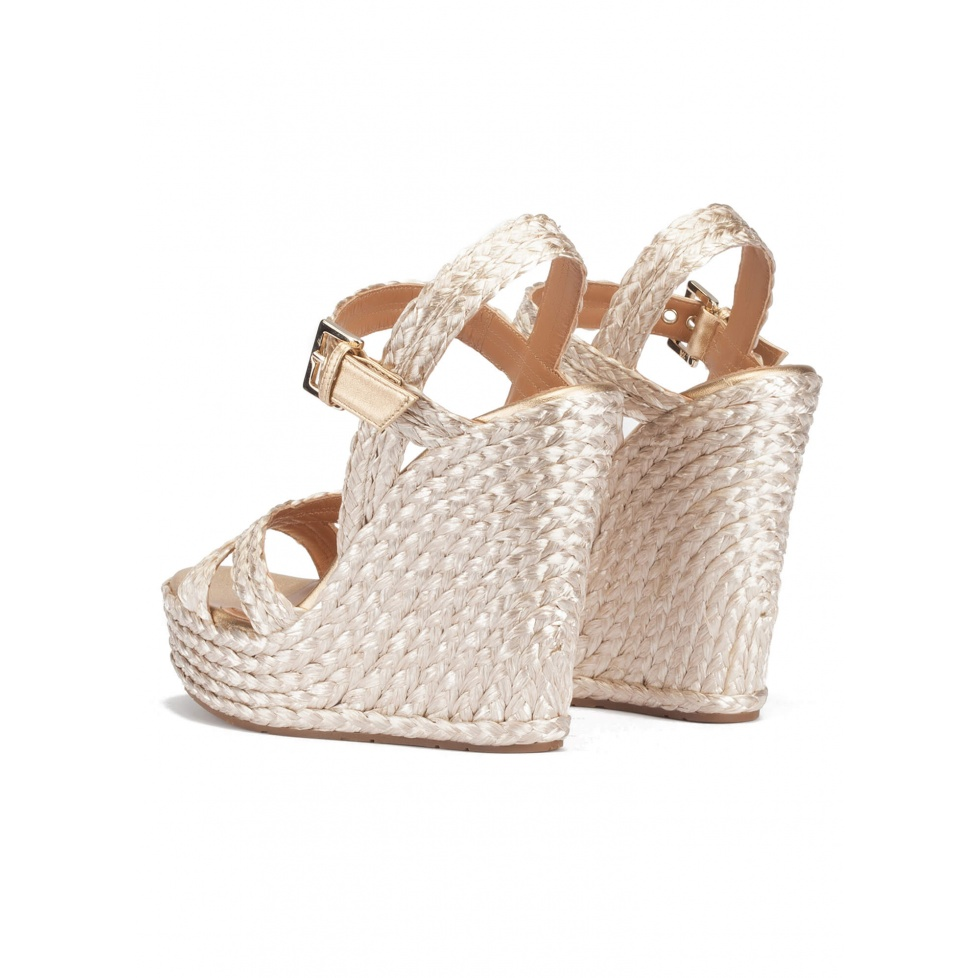 Olivia wedges-platforms Pura López