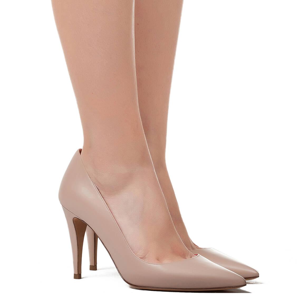zapatos de de nude Pura salón en López tienda Zapatos piel PURA 0axqnYdwI0 8b27c389e7388