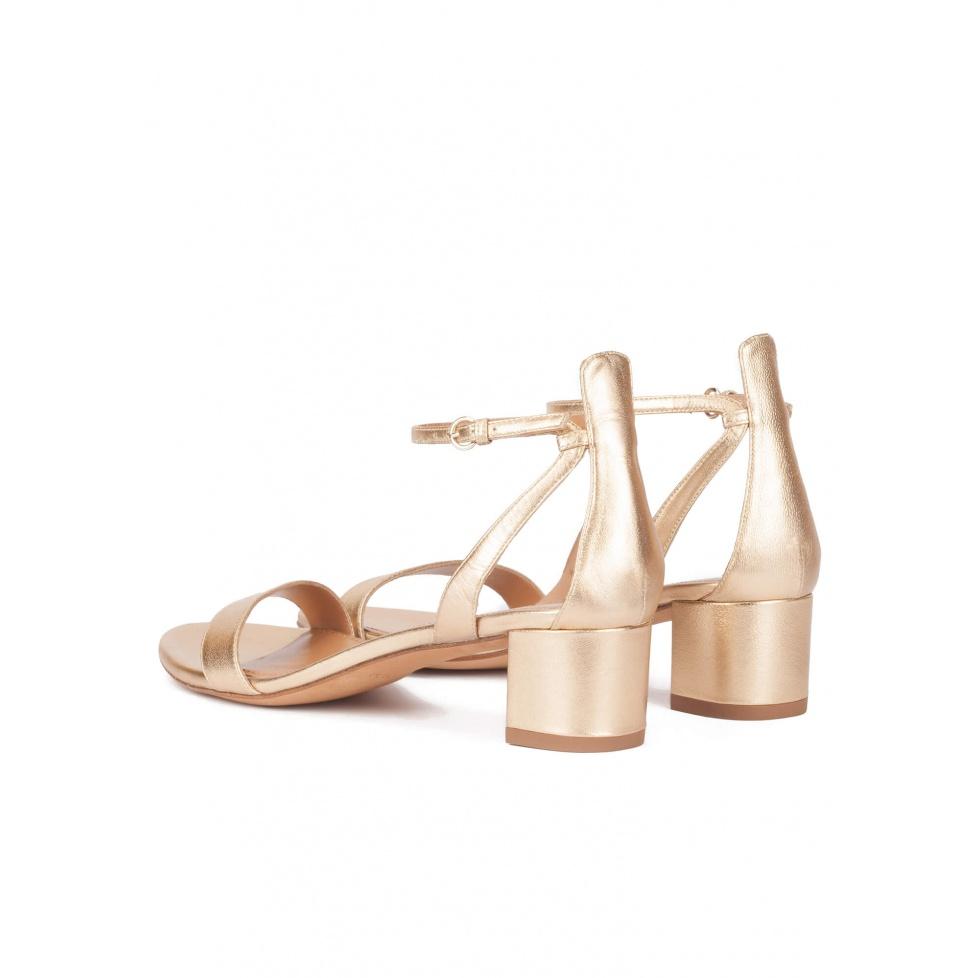 Oneida zapatos de novia Pura López
