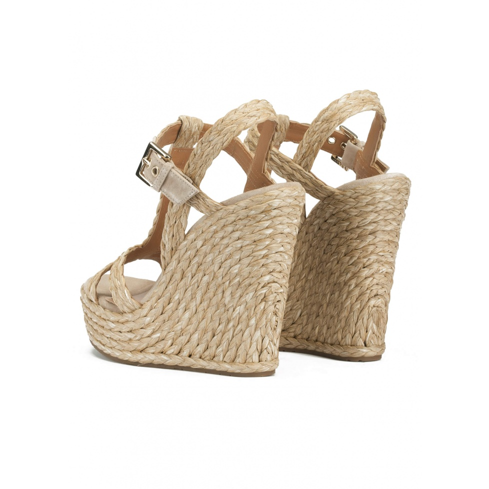 Filipa wedges-platforms Pura López