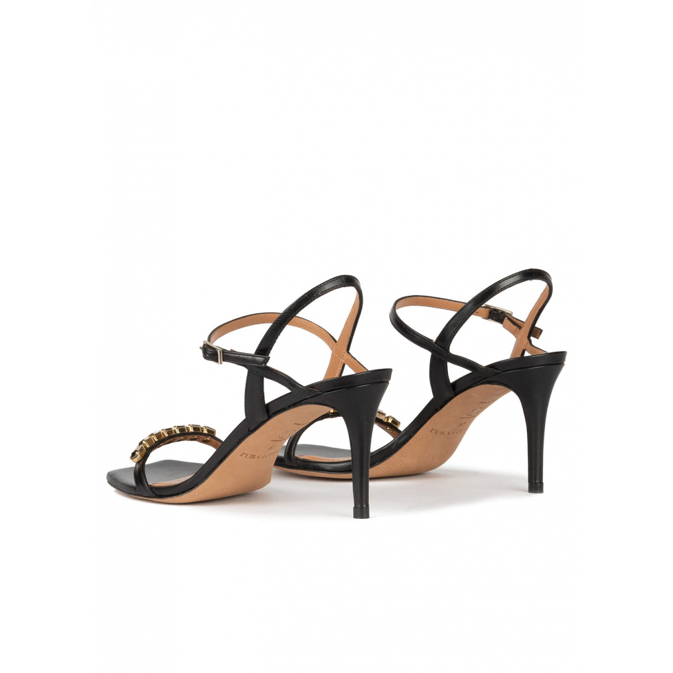 Evangelique sandals Pura López