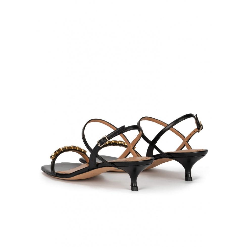 Coquina sandals Pura López
