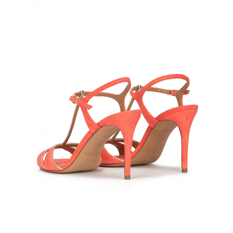 Turquesa sandals Pura López