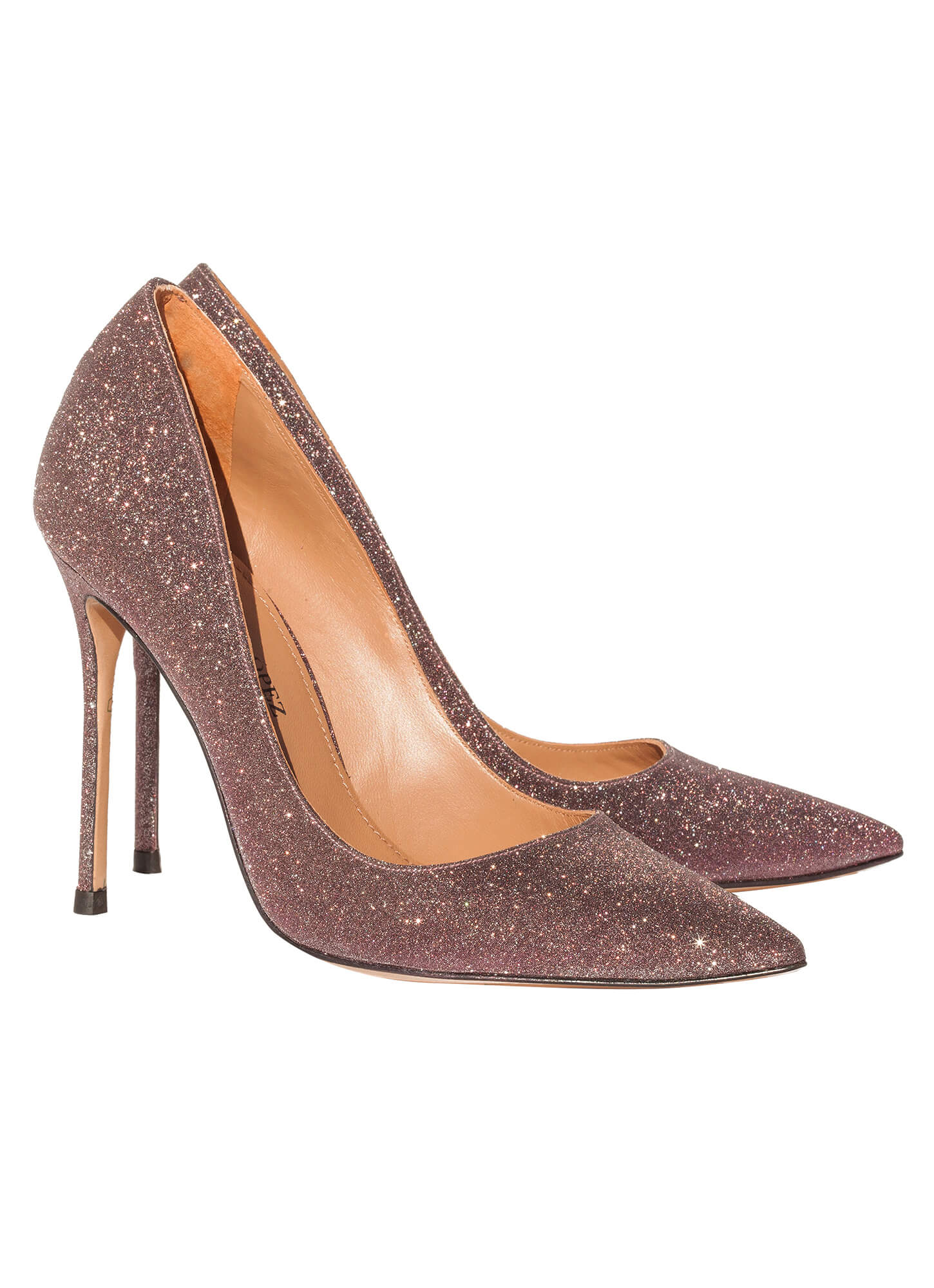 high heel pumps in wine glitter online shoe store pura. Black Bedroom Furniture Sets. Home Design Ideas