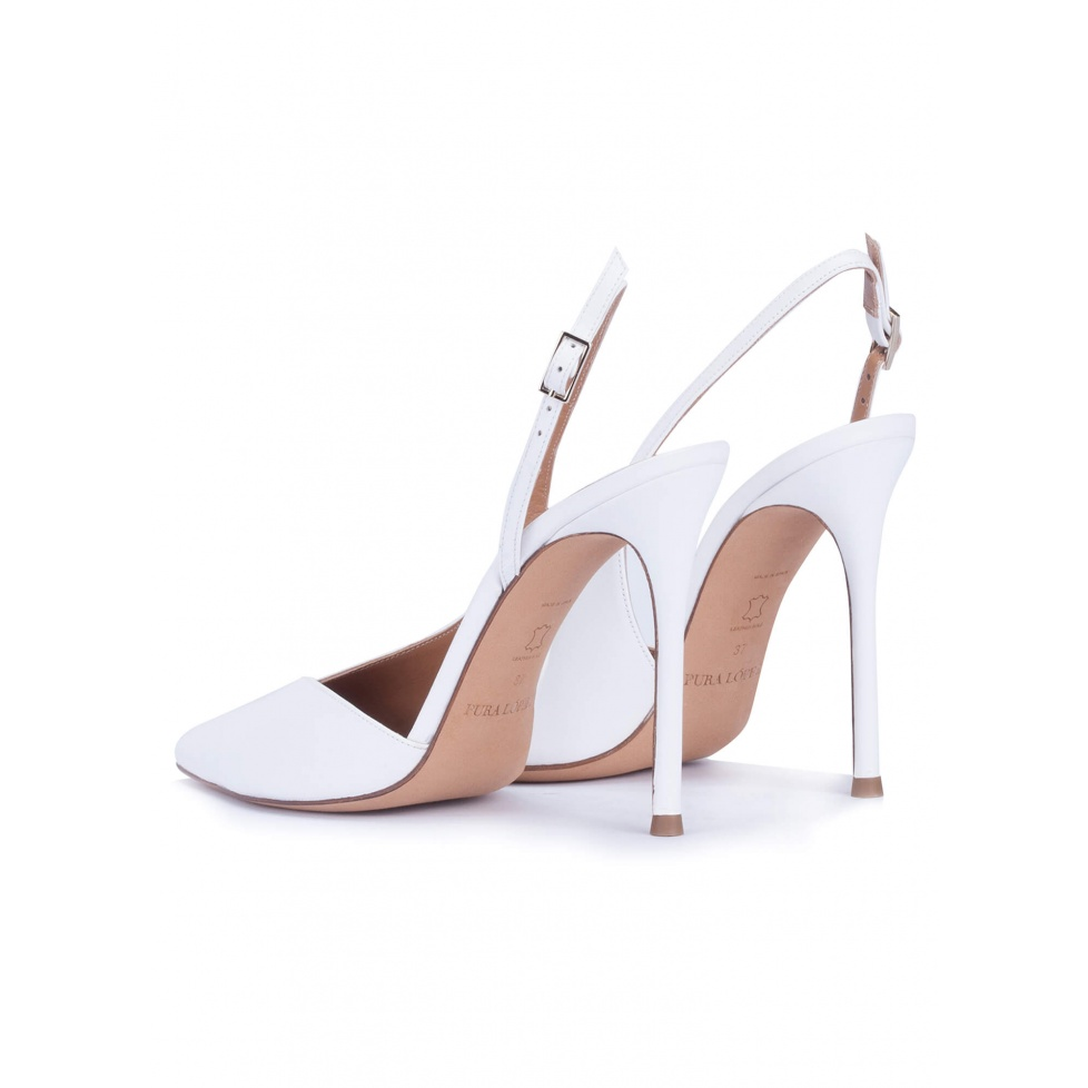 Omeya zapatos de novia Pura López