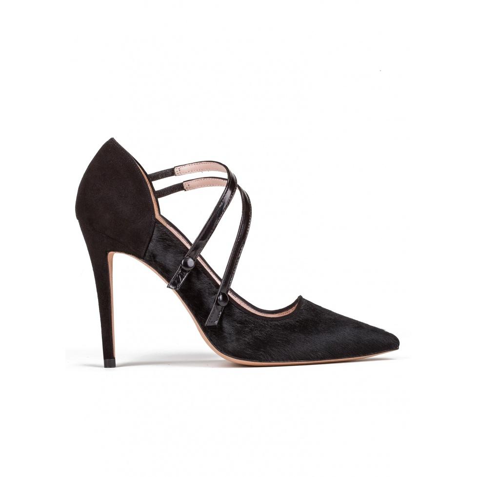 Zapatos de tacón alto en color negro