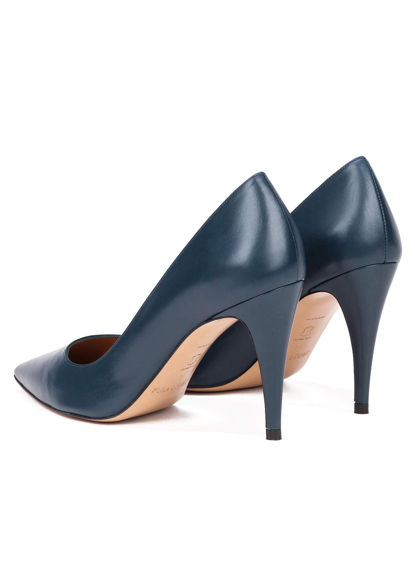 De Salon Azules Zapatos Zapatos De Azules Salon 0OPn8wkX