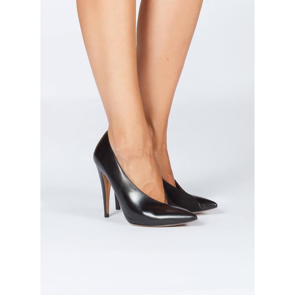Zapatos de salón negros - tienda de zapatos Pura López