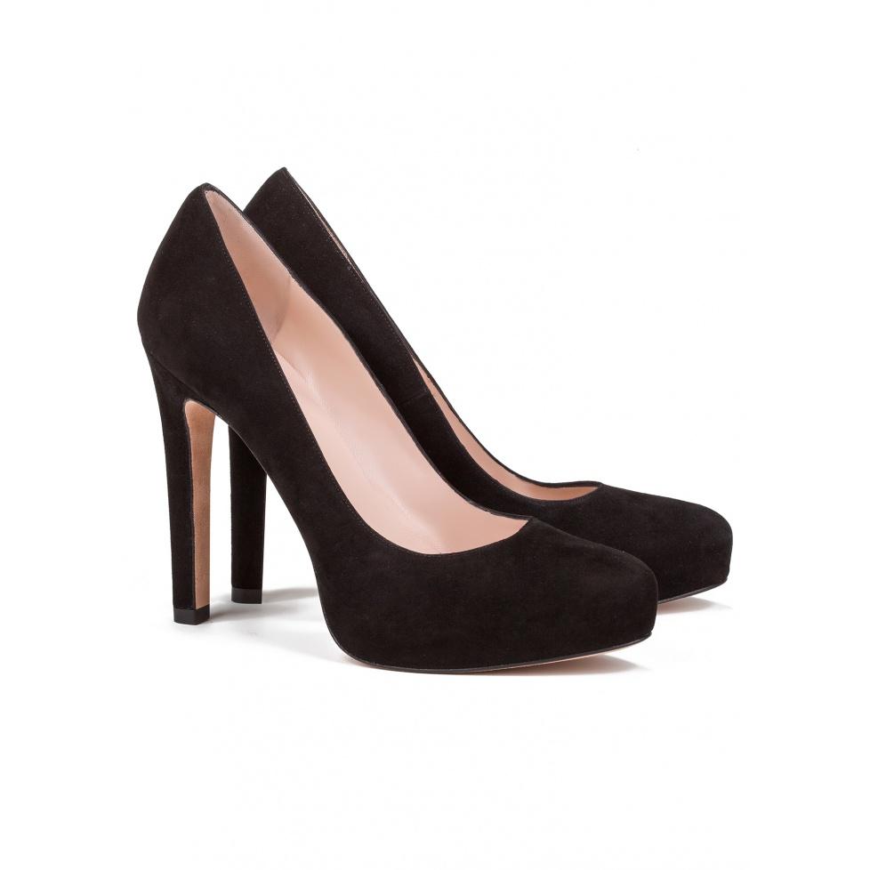 Zapatos de salón con tacón alto - tienda de zapatos Pura López